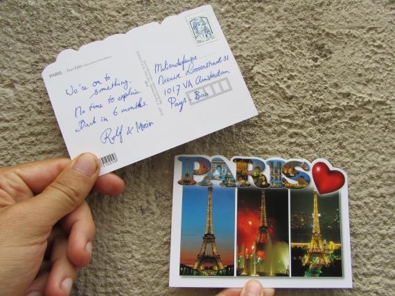 Paris climate plan Rolf & Maria