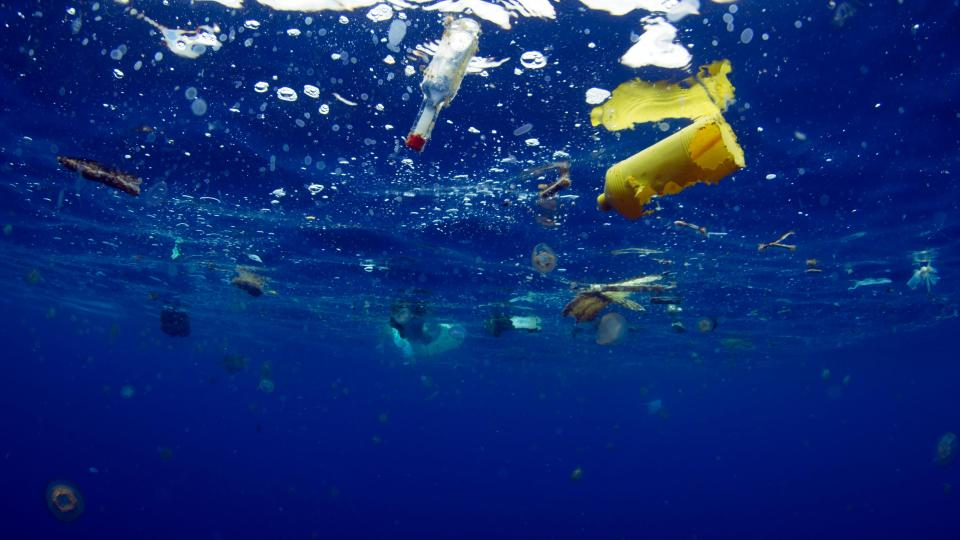 Anthropocene: plastic oceans - and so much more