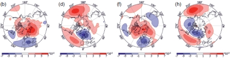 Arctic warming colder winters