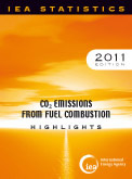 New IEA energy report on fossil fuel CO2