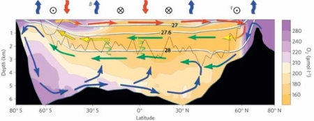 Meridional Overturning Circulation Nature Geoscience